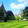 Trinity College, University of Oxford.