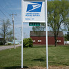 JOED VIERA/STAFF PHOTOGRAPHER-Barker, NY-The US Post Office in Barker recently changed their hours and now close at 3PM on Mondays-Fridays.