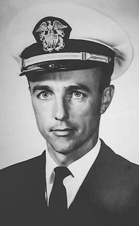 Lt. Cmdr Frederick Peter Crosby