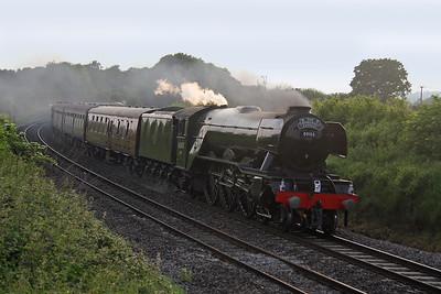 60103 Oakley 28/05/16 1Z62 Salisbury to London Paddington
