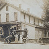 JOED VIERA/STAFF PHOTOGRAPHER-Lyndonville, NY- An antique postcard featuring an image of The Country Store.