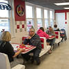 JOED VIERA/STAFF PHOTOGRAPHER-Lockport, NY-Patrons enjoy the recently re-opened Widewaters.