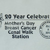 JOED VIERA/STAFF PHOTOGRAPHER-Lockport, NY-The postmark the post office will be using on May 8th.