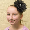 """""""Personality, she's always just happy and bubbly. Whenever I feel sad or something it doesn't matter how she's feeling, she always makes me feel better. She never lets me know that she's down."""" -Murphy McDermott 12"""
