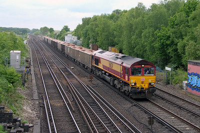 66124 Worting Junction 25/05/16 7O12 Merehead to Woking
