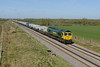 4 May 2016 :: 66571 leads 4L31 (Bristol to Felixstowe) past Bourton