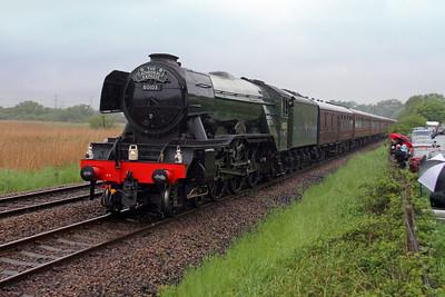 60103 Test Lane 21/05/16 1Z82 Salisbury to Salisbury