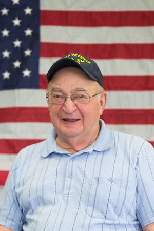 """When I found out my brother in law was stationed in Korea and we got together.""-Frank Gergao"