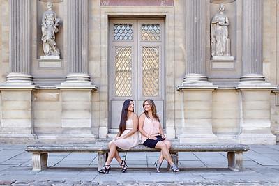Merly & Chantalle Paris