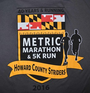 Metric Marathon and 5k