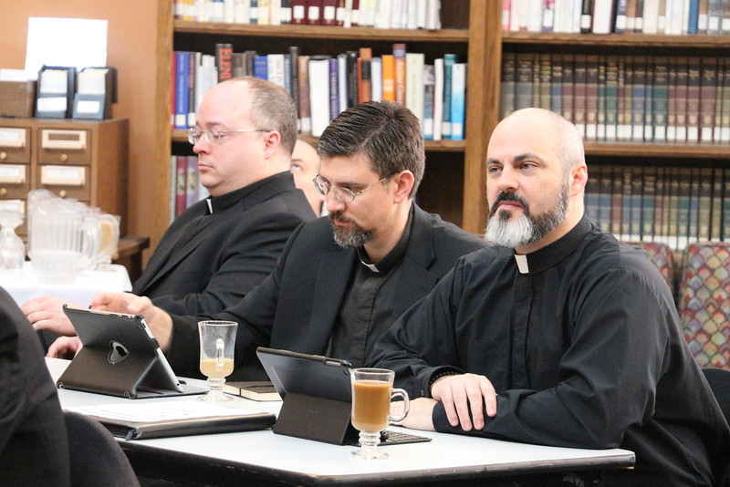 Metropolis Clergy Retreat
