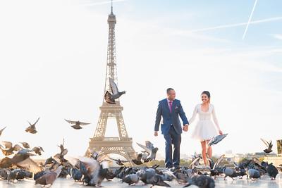 Mina & Errol Paris