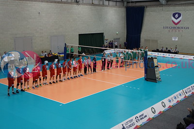 England Junior Boys v Northern Ireland Boys, 2016 School Games, Sir David Wallace Sports Hall, Loughborough University, Thu 1 Sep 2016.  © Michael McConville   http://www.volleyballphotos.co.uk/2016/Misc/20160901-uksg