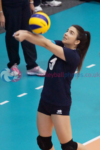 2016 School Games, Sir David Wallace Sports Hall, Loughborough University, Fri 2nd Sep 2016.  © Michael McConville   http://www.volleyballphotos.co.uk/2016/Misc/20160902-uksg