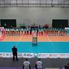 2016 School Games, Sir David Wallace Sports Hall, Loughborough University, Sun 4th Sep 2016.  © Michael McConville   http://www.volleyballphotos.co.uk/2016/Misc/20160904-uksg