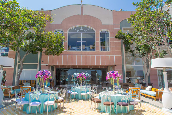 Modern Luxury Lowes Coronado Bridal Event 8.10.2016