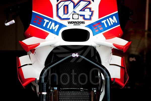 MotoGP 2016 Round 03 CotA