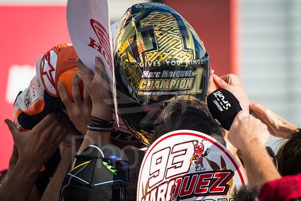 MotoGP 2016 Round 15 Motegi