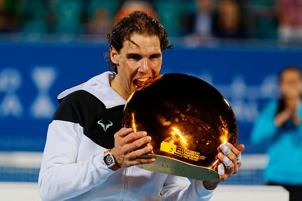01.04b Winner Rafael Nadal - Mubadala WTC 2016