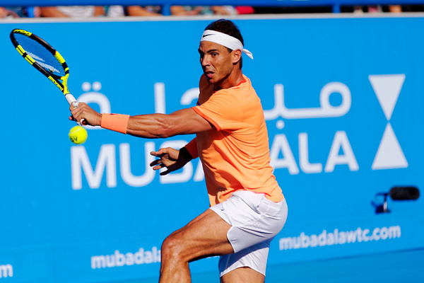 01.01a Rafael Nadal - Mubadala WTC december 2016
