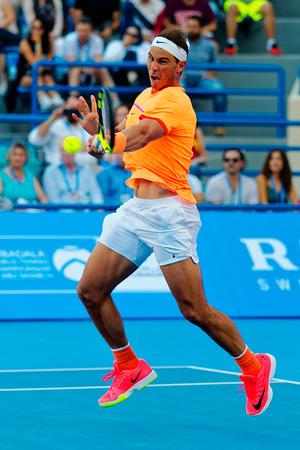 01.01b Rafael Nadal - Mubadala WTC december 2016