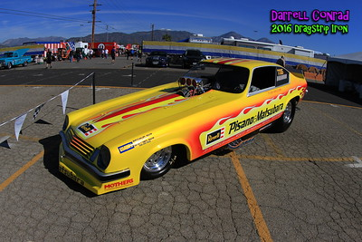 CELEBRATING 50 YEARS OF THE FUNNY CAR