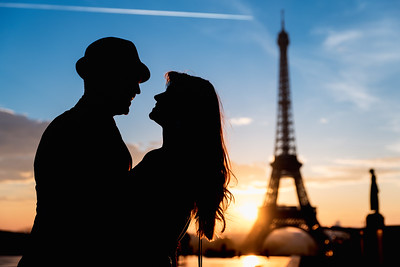 Nadine & Sean Paris