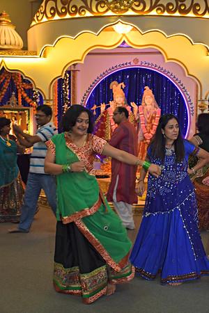 Navratri Celebrations Oct 7th 2016