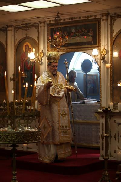 Annunciation-St. Paraskevi Parish Visitation