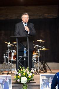 Life Church Dedication Service