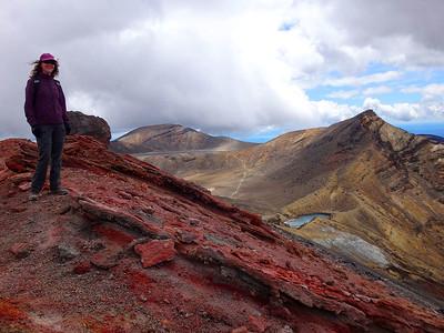 24 Red Crater rim JdeB