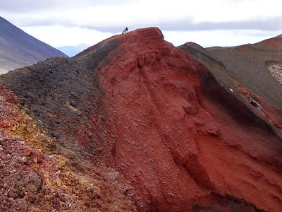22 Red Crater rim 4