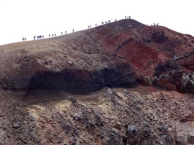23 Red Crater rim 5