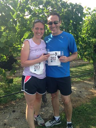 Newport Wine Run 2016