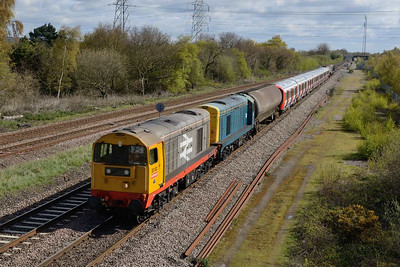 North Lincolnshire & South Yorkshire, April 2016