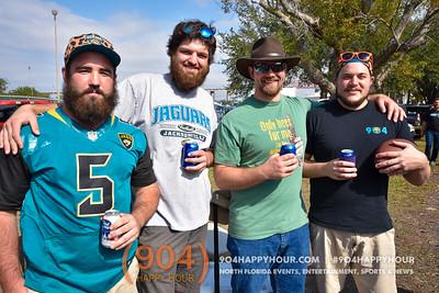 Jacksonville Jaguars vs. Houston Texans @ Everbank Field - 11.13.16