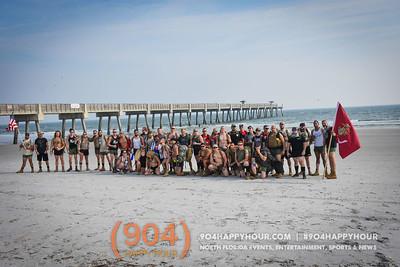 Silkies Hike - Jacksonville Beach - 11.12.16