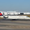 Expressjet Delta Connection Canadair Bombardier CRJ-200 N921EV at Atlanta Hartsfield Jackson Airport.
