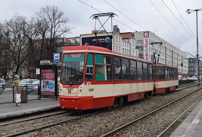 Trams & Metros in Poland