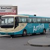 Arriva Autosan Eurolider 12 CT093SF  at Gdansk Airport.