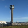 London Luton Airport control tower.