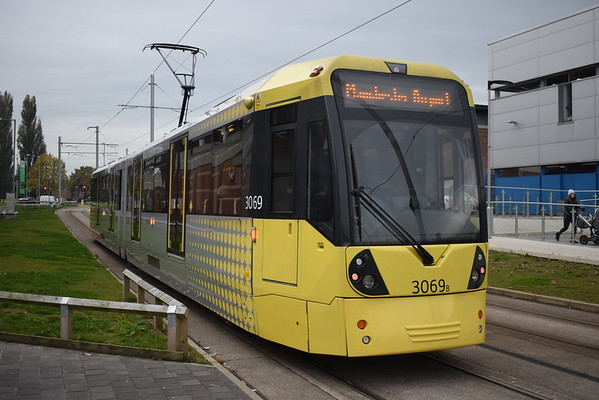 Trams & Metros in the UK