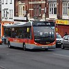 Central Buses Optare Metrocity YJ16DDL in Kidderminster.