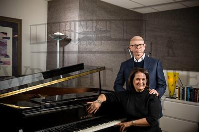 18310 School of Music Donors & Alumni Tom & Joan Roddy 11-15-16