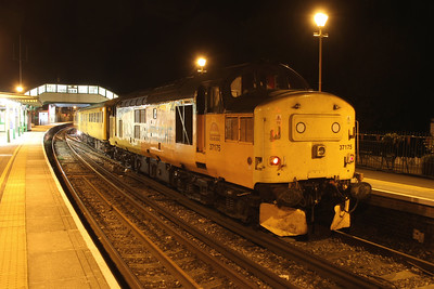 37175 Alton 28/10/16 1Q54 Eastleigh to Tonbridge