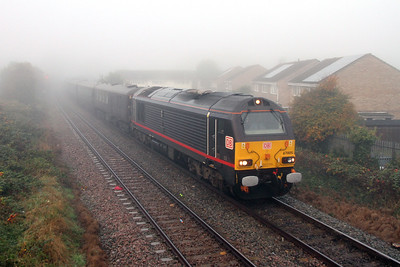 67005 Eastleigh 27/10/16 1Z40 Andover to Dorchester
