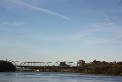 Alexandra Bridge - Ottawa to Gatineau - over the Ottawa River