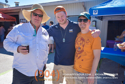 Bold City Brewery's 8 Year Anniversary Bash - 10.22.16