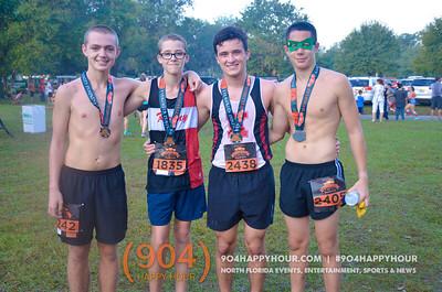 Evergreen Pumpkin Run - 10.30.16