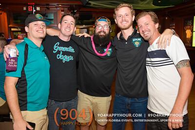 Generation Jaguars Tailgate Party @ Brix - 10.27.16